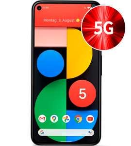 Google Pixel 5 5G Just Black