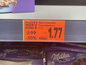 [LOKAL KAUFLAND BERLIN] Milka Schokolade 270g Tafel für nur 1,77 statt 2,99
