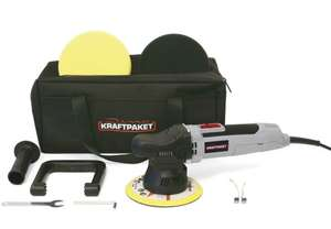 Dino KRAFTPAKET 640220 9mm-650W Exzenter Poliermaschine