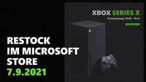 Xbox Series X Restock [Ab 19 Uhr]