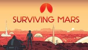 Surviving Mars kostenlos bis zum 08.09. direkt bei Steam