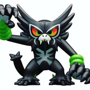 Zarude (Unlicht & Pflanze) und Schillerndes Celebi (Psycho & Pflanze) für Pokemon Schwert und Schild