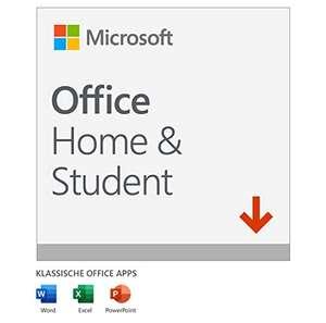 [Prime] Microsoft Office 2019 Home & Student multilingual, 1 PC (Windows 10) / Mac, Dauerlizenz