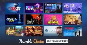 Humble Choice (Steam)