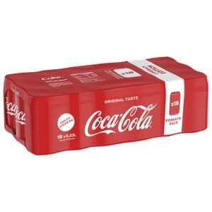 Combi 18 Coca Cola Dosen Big Pack zzgl Pfand