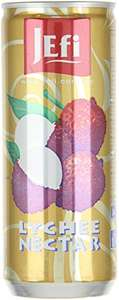 [AMAZON] 30x Lychee Saft in 250ml Dose 0,31€/Dose