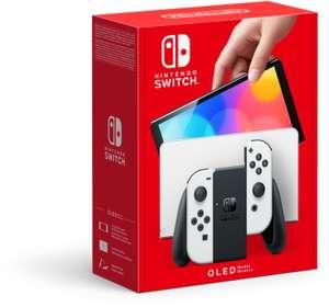 Nintendo Switch OLED weiß verfügbar