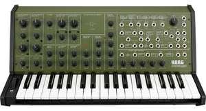 Korg MS-20 FS Full Size Grün, limitierte Sonderauflage des analogen Synthesizers [Musikinstrumente]