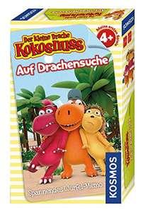 KOSMOS 711443 Der kleine Drache Kokosnuss - Auf Drachensuche, Mitbringspiel (Prime, Thalia)