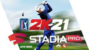 [Stadia Pro] PGA Tour 2K21 freischaltbar