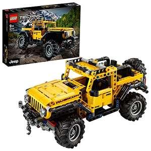 LEGO 42122 Technic Jeep Wrangler 4x4 Geländewagen für 31,19€ inkl. Versandkosten