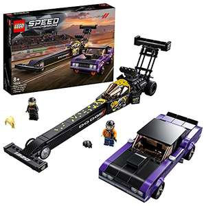 LEGO Speed Champions - Mopar Dodge//SRT Dragster & 1970 Dodge Challenger (76904) für 38,49€ (Amazon Prime)