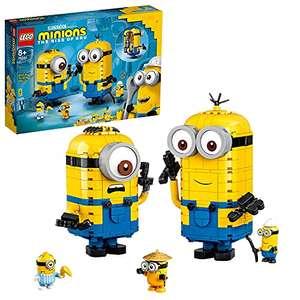 Lego 75551 Minions Minions-Figuren Bauset mit Versteck [Amazon]