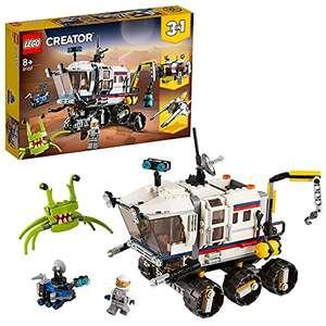 LEGO Creator-3 in 1 Planeten Erkundungs-Rover (31107) für 30,29€ & LEGO Ninjago-Ninja-Unterwasserspeeder (71752) für 25,49€ (Amazon Prime)