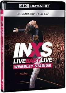 INXS - Live Baby Live at Wembley Stadium (1991) (4K UHD + Blu-ray) für 13,97€ (Media Markt & Saturn Abholung)