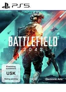 Battlefield 2042 Gold Edition für PS5 und PS4 (Vorbestellen) + 1 Monat EA Play + 6,02 € Guthaben im Playstation Store