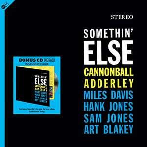 (Prime / Saturn & Mediamarkt Abholung) Cannonball Adderley - Somethin' Else (Vinyl LP + CD)