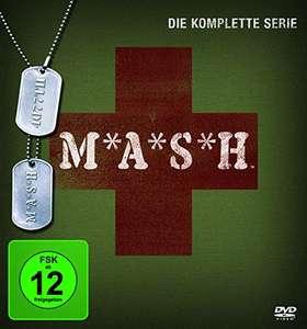 M*A*S*H - Die komplette Serie (33 DVDs) für 42,97€ (Amazon)