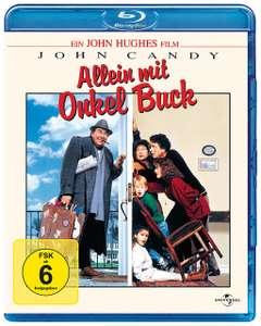 Allein mit Onkel Buck (Blu-ray) für 6,11€ (Amazon Prime & Saturn & Media Markt)