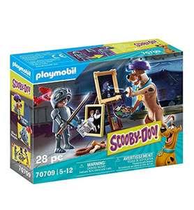 Playmobil SCOOBY-DOO! Abenteuer mit Black Knight (70709) für 9,99€ (Amazon Prime & Bücher.de)