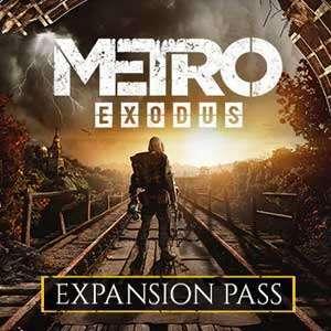 Metro Exodus Expansion Pass DLC (PS4/PS5) für 5,24€ (PSN Store)