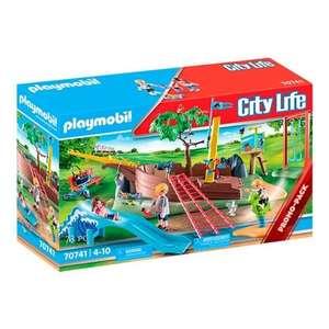 Playmobil Abenteuerspielplatz mit Schiffswrack (70741) für 19,48€ inkl. Versand [Baby Walz]
