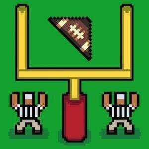 Pixel Push Football [iOS / Android] @ AppStore oder Google PlayStore