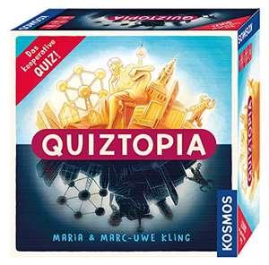 [Prime] Quiztopia - Kooperatives Quizspiel für 1-6 Spieler ab 16 Jahren (ca. 45min, BGG 6,6)