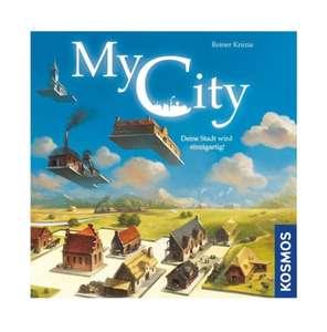 My City - (BGG 7,9) Nominiert zum Spiel des Jahres 2020