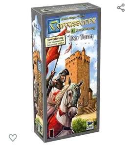 Carcassonne Erweiterung Der Turm (Brettspiel)