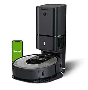 [Amazone Warehouse Deal - 30 %] iRobot Roomba i7+ (i7556) Saugroboter, automatische Absaugstation