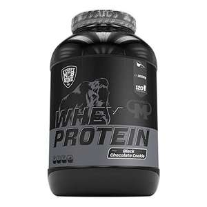 Mammut Nutrition Whey Protein 3kg (9.54€/Kg) (evtl.. Personalisiert)