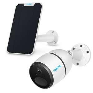 """Reolink Go 3G/4G LTE Überwachungskamera Aussen """" mit Solarpanel """""""