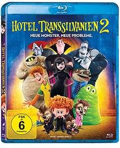 Hotel Transsilvanien 2 (Blu-ray) für 3,98€ (Amazon Prime)