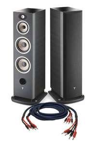 Focal Aria 948 Lautsprecher + Blue Matrix SPK 500 High End Kabel gratis