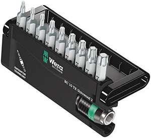 Wera Bit-Sortiment, Bit-Check 10 TX Universal 2, 05057115001 (Prime)