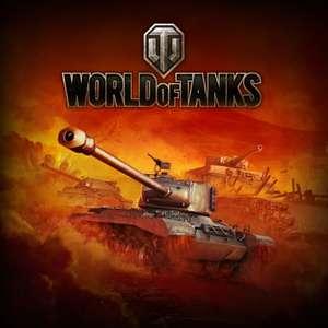 World of Tanks Hochspannung Loot-Paket#9 (PC) kostenlos (Prime Gaming)