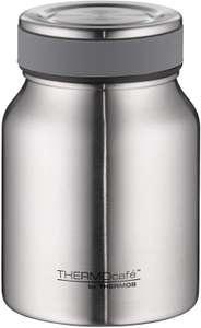 [BESTPREIS] ThermoCafé Thermobehälter für Essen, Lunchpot Edelstahl mattiert 500ml, Isolier-Speisegefäß [PRIME]