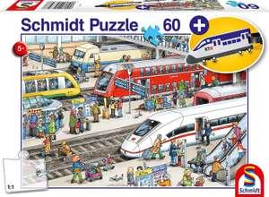 [PRIME]Schmidt Spiele Puzzle 56328 Am Bahnhof
