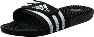 [Prime] adidas Adissage Badelatschen core black/cloud white