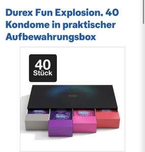 Durex Fun Explosion - 80 Kondome