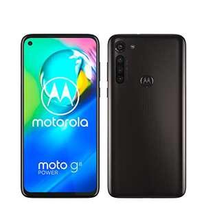 "(AMAZON WHD)Moto g8 power Dual-SIM Smartphone (6,4""-Max Vision-HD+-Display, 16-MP-Hauptkamera, 64 GB/4 GB, Android 10)"