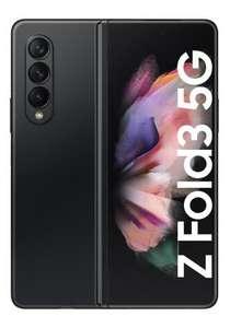 Samsung Galaxy Z Fold 3 256GB Phantom Black Vodafone Smart XL(70GB)