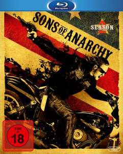 Sons of Anarchy - Staffel 2 (Blu-ray) für 8,99€ (Amazon & Saturn Abholung)