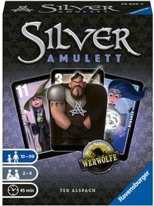 Ravensburger Silver Amulett, Kartenspiel für 2-4 Spieler, Taktikspiel für 5€ (Müller Abholung)