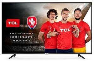TCL 4K Ultra HD LED TV 190cm (75 Zoll) 75P615, Triple Tuner, HDR10, Android Smart TV