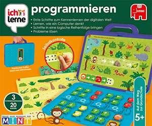 Jumbo ich lerne programmieren Lernspiel für Kinder für 12,49€ (Amazon Prime)
