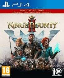 King's Bounty IIDay One Edition (PS4 & Xbox One & Nintendo Switch) [Netgames]