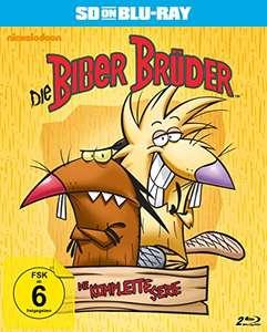 Die Biber Brüder - Die komplette Serie (SD on Blu-ray) für 18,49€ (Amazon Prime)