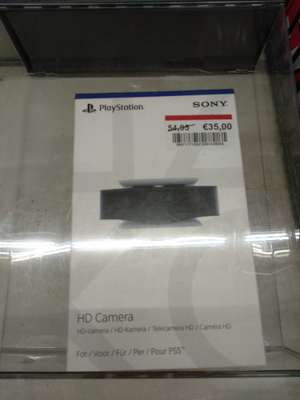 [LOKAL] Real Langenfeld - PS5 HD Kamera